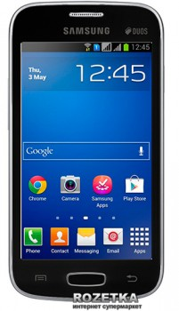 Samsung Galaxy Star Plus Duos S7262 Black