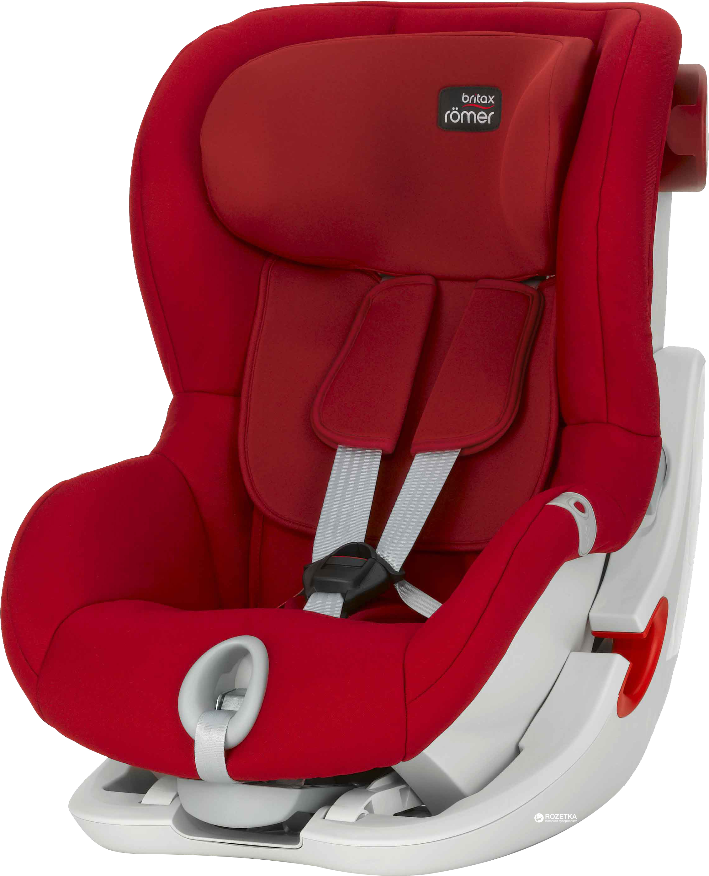 britax romer king ii flame red. Black Bedroom Furniture Sets. Home Design Ideas