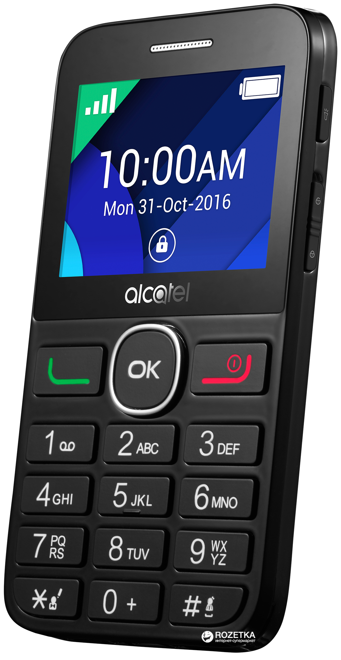 alcatel one touch 117 обзор