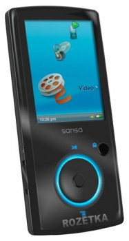 SanDisk Sansa View Player 16GB