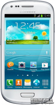 Samsung Galaxy S III mini I8190 Marble White