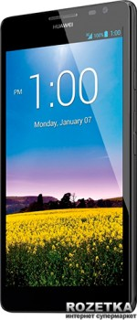 Huawei Ascend Mate MT1-U06 Crystal Black