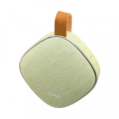 Bluetooth Speaker Hoco BS9 Light Textile Green (BS9)