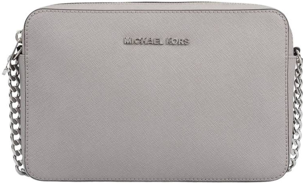 Сумка Michael Kors Jet Set Travel Large 32S4STVC3L081 Серая e929d1821b7