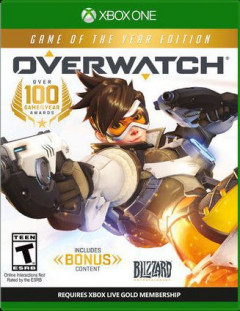 Overwatch Game of the year edition Xbox ONE русская версия