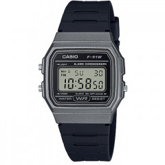 Часы CASIO F-91WM-1BDF