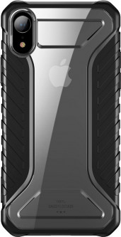 Панель Baseus Michelin для Apple iPhone Xr Black (WIAPIPH61-MK01)