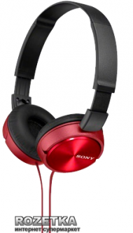 Sony MDR-ZX310 Red (MDRZX310R.AE)