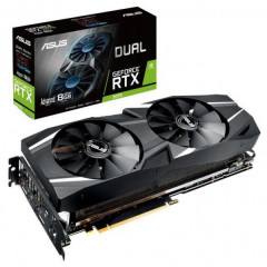 ASUS GeForce RTX2070 8192Mb D (DUAL-RTX2070-A8G)