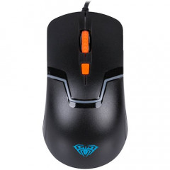Мышь Aula Rigel Gaming Mouse (6948391211633) Black
