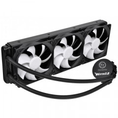 Кулер для процессора ThermalTake Water 3.0 Ultimate (CL-W007-PL12BL-A)