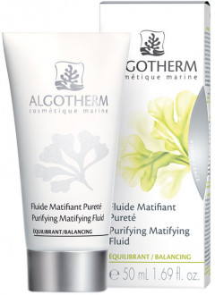 Пюрте флюид Algotherm Purifying Matifying Fluid 50 мл (3273819212057/3273819212118)