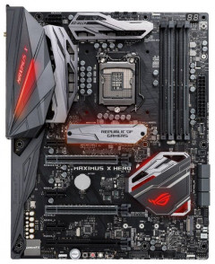 Материнская плата Asus Rog Maximus X Hero (s1151, Intel Z370, PCI-Ex16)