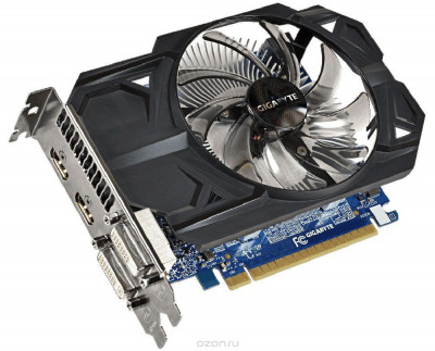 Gigabyte GeForce GTX750 1Gb DDR5 DVI HDMI Refurbished