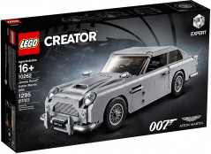 Конструктор LEGO Creator Expert James Bond Aston Martin DB5 1295 деталей (10262)