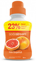 Сироп Sodastream Pink Grapefruit 750 мл (4024407202) - зображення 1