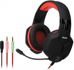 Наушники Sven AP-G988MV Black-Red (AP-G988MV black-red)