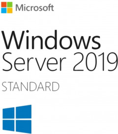 Microsoft Windows Server 2019 Standard Edition x64 English 16 Core DVD ОЕМ (P73-07788)