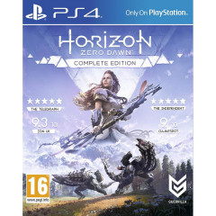 Horizon Zero Dawn Complete PS4