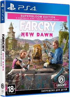 Far Cry. New Dawn. Superbloom Edition (PS4, русская версия)
