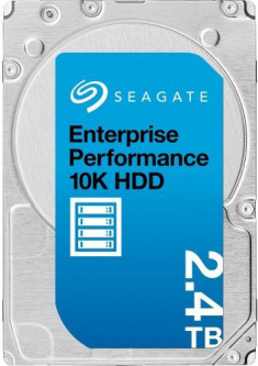 "Жесткий диск Seagate Enterprise Performance 10K HDD 2.4TB 10000rpm 256MB ST2400MM0129 2.5"" 512e/4Kn SAS"