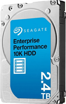 "Жорсткий диск Seagate Enterprise Performance 10K HDD 2.4TB 10000rpm 256MB ST2400MM0129 2.5"" 512e/4Kn SAS"