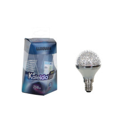 Светодиодная лампа Italux 700400013 Luxram Kaleido Led Ball E14 Dimmable 4W Warmwhite Blister Pack