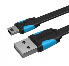Кабель Vention USB 2.0 A - Mini USB B, 2.0m