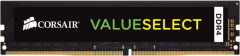 Оперативная память Corsair DDR4-2400 16384MB PC4-19200 Value Select (CMV16GX4M1A2400C16)