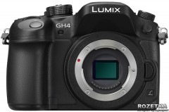 Panasonic Lumix DMC-GH4 Body Black (DMC-GH4EE-K) Официальная гарантия!