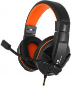 Навушники Gemix N20 Black-Orange