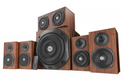 Акустическая система Trust Vigor 5.1 surround speaker system for pc - brown (21786)