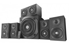 Акустическая система Trust Vigor 5.1 surround speaker system for pc - black (22236)