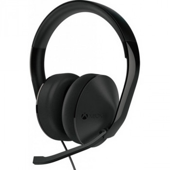Microsoft Official Xbox One Stereo Headset Black