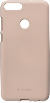 Панель Goospery для Huawei P Smart SF Jelly Pink Sand (8809550415348)