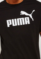 Футболка Puma Essentials Tee 85174001 S Cotton Black (4059506774799) - изображение 3