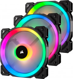 Кулер Corsair LL120 RGB (3 Fan Pack) (CO-9050072-WW)