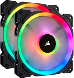 Кулер Corsair LL140 RGB (Twin Pack) (CO-9050074-WW)