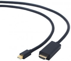 Кабель Cablexpert mini DisplayPort - HDMI 1.8 м Black (CC-mDP-HDMI-6)