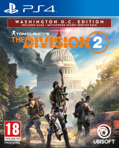 Tom Clancy's: The Division 2. Washington, D.C. Edition (PS4, русская версия)