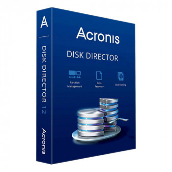 Acronis Disk Director 11 Advanced Workstation incl. AAP ESD