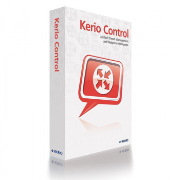 Kerio Control AV Server Extension, additional 5 users