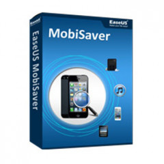 """""""EaseUS MobiSaver Professional For home users For 1 iPhone/iPad/iPod Touch data recovery"""""""
