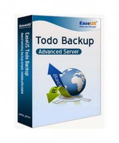 EaseUS Todo Backup Advanced Server For current version only