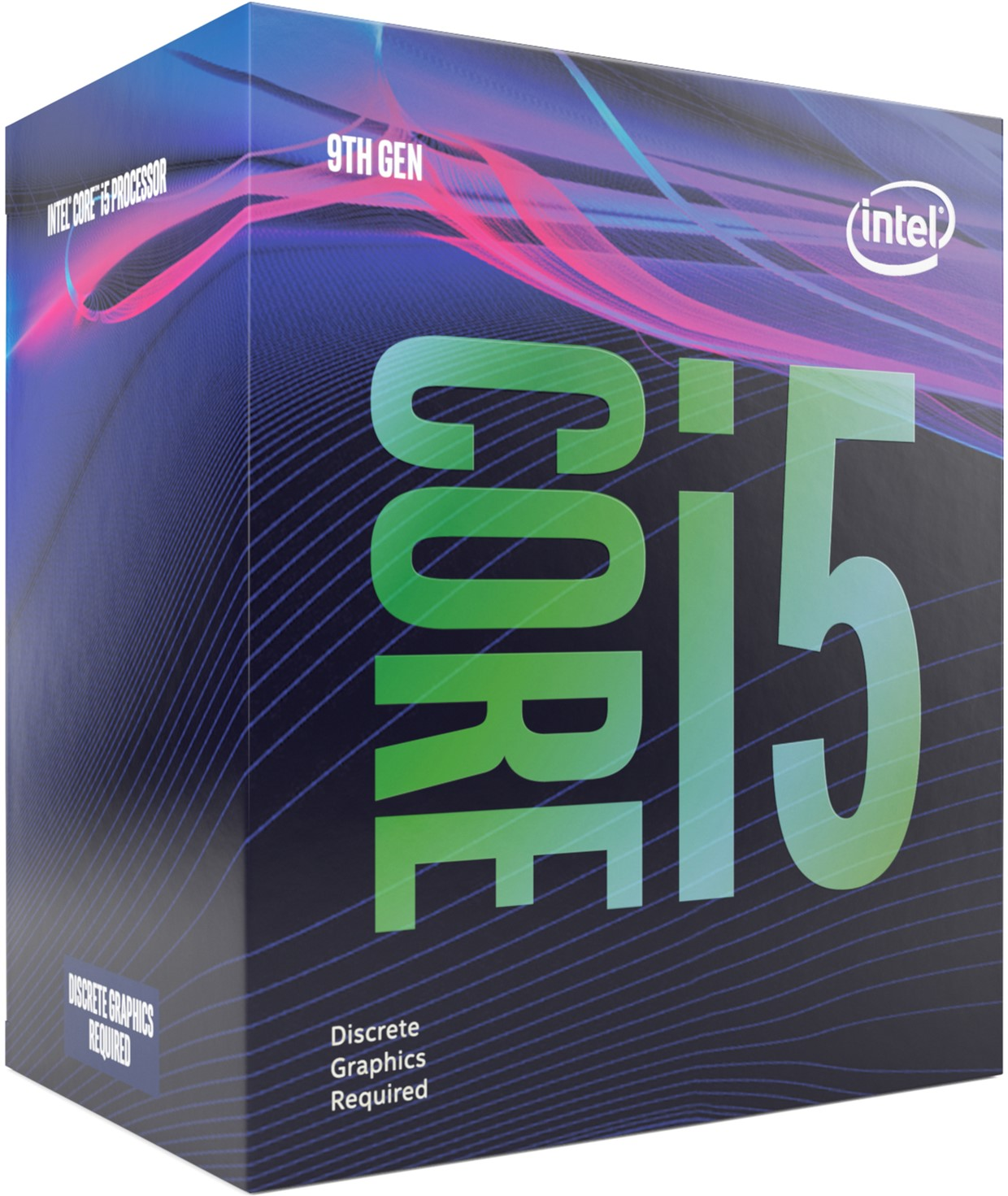 Процессор Intel Core i5-9400F 2.9GHz/8GT/s/9MB  s1151 BOX