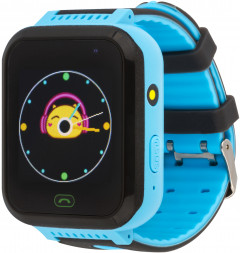 Смарт-часы Atrix Smart Watch iQ1300 Cam Flash GPS Blue (iQ1300 Blue)
