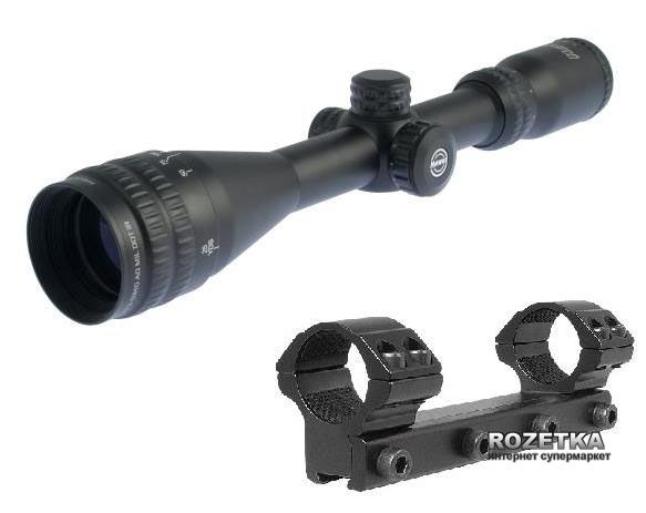 Оптический прицел Hawke Sport HD IR 3-9x40 AO Mil Dot IR Limited Edition (921068) - изображение 1