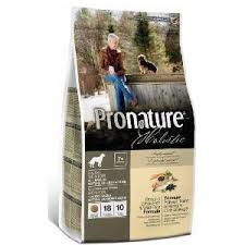 Сухой корм для собак Pronature Holisti Oceanic White Fish & Wild Rice 2.72кг