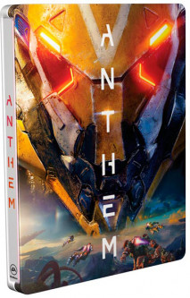 Anthem Limited Steelbook Edition (PS4, русские субтитры)