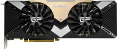 Palit PCI-Ex GeForce RTX 2080 Ti GAMING PRO 11GB GDDR6 (352bit) (1575/14000) (1 x HDMI, 3 x DisplayPort, 1 x USB Type-C) (NE6208TT20LC-150A)